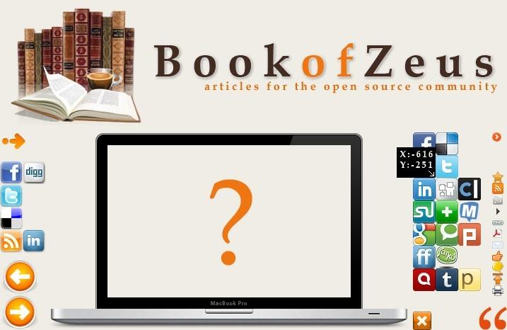book of zeus css sprites images